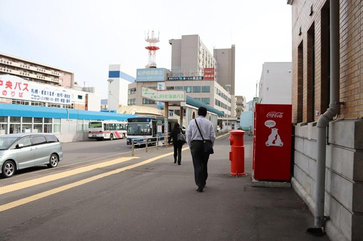 小樽駅コインロッカー09