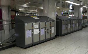 地下鉄名古屋駅のコインロッカー11か所の場所・料金・スーツケース対応状況まとめ