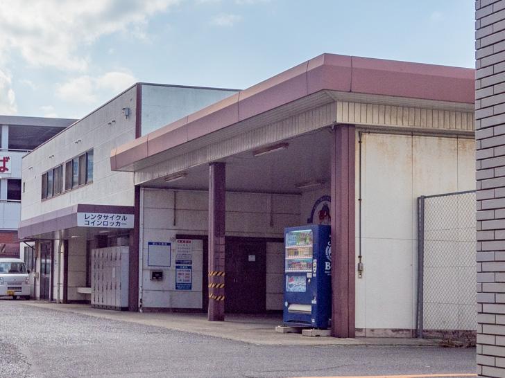 ジェイアール西日本岡山メンテック倉敷営業所・駅レンタカーの外観