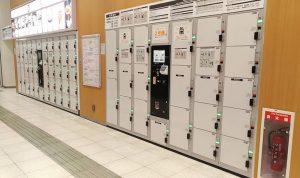 高崎駅のコインロッカーの場所や料金やサイズ・スーツケース対応状況を写真つきで紹介。改札内にも設置...