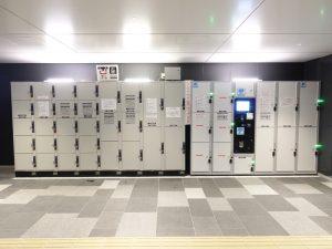 富山駅のコインロッカーの場所・料金・サイズ・スーツケース対応状況まとめ