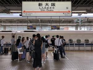 JR新大阪駅のコインロッカーの場所・料金・サイズ・スーツケース対応状況まとめ